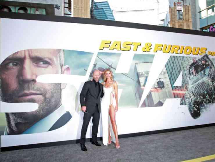 FAst & Furious e Jason Statham