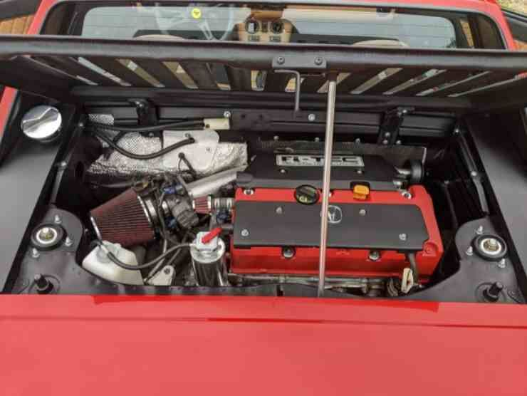 Fiat X1/9 in vendita 2 (Bring Trailer)