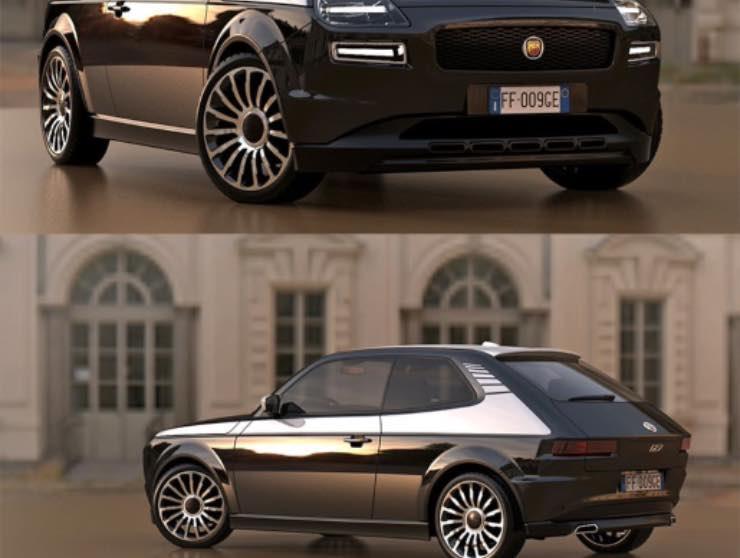 Fiat nuova