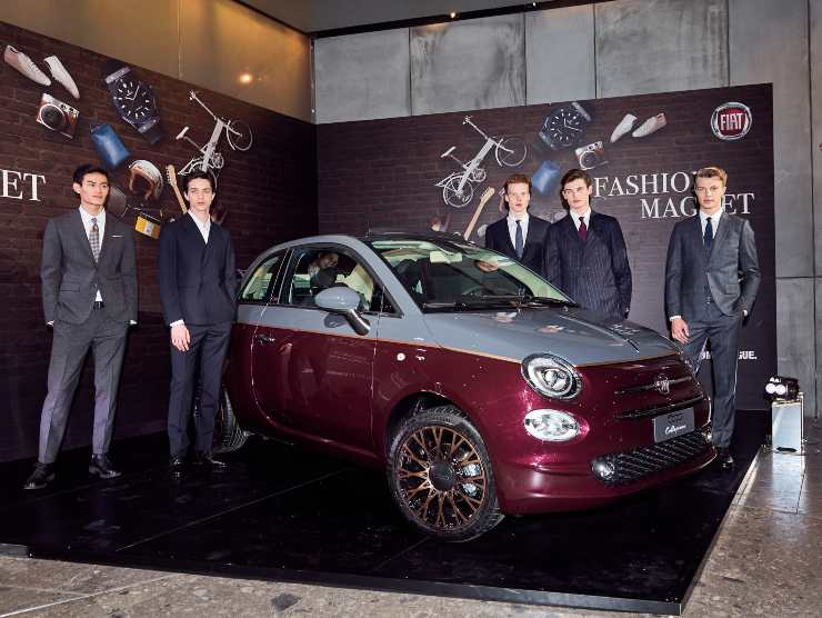Fiat 500 Limited Edition (Getty Images)