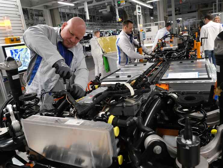 Elettronica sulle auto (Getty Images)