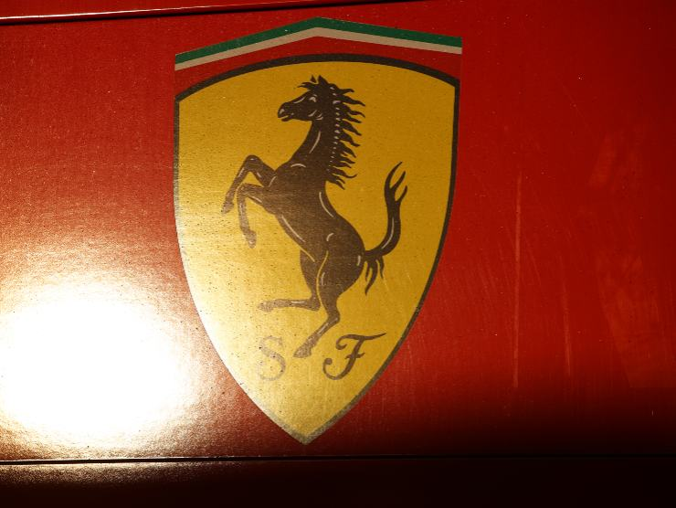 Ferrari LaFerrari Terminator