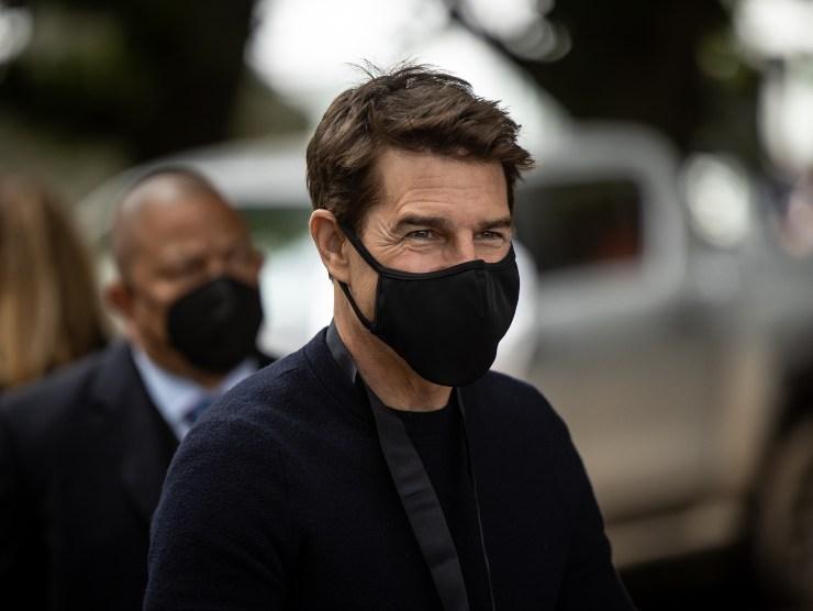 Mission impossible: rubata l'auto di Tom Cruise, l'attore furioso – all'interno un valore esagerato