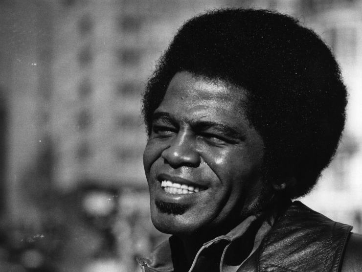 James Brown (Getty Images)