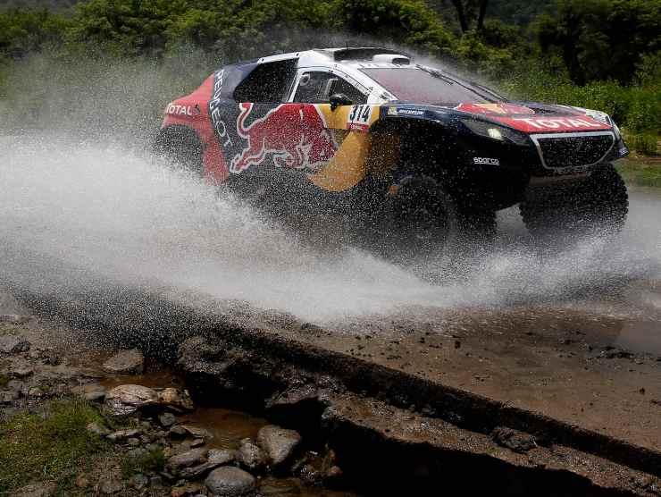 Peugeot nella Parigi-Dakar (Getty Images)