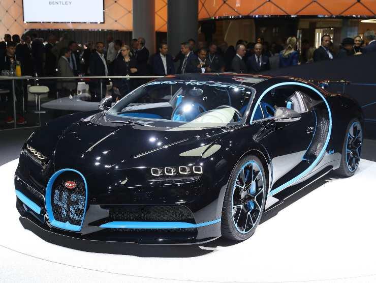 Bugatti Chiron (Getty Images)