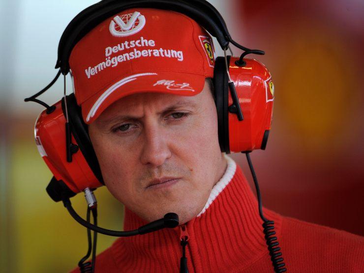 Schumacher Todt F1 Ferrari