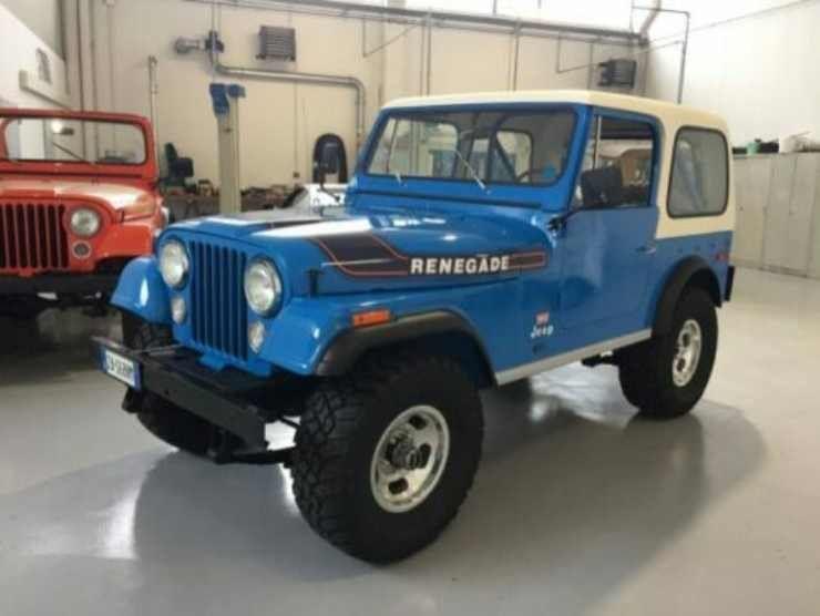 Jeep Renegade Levis Edition