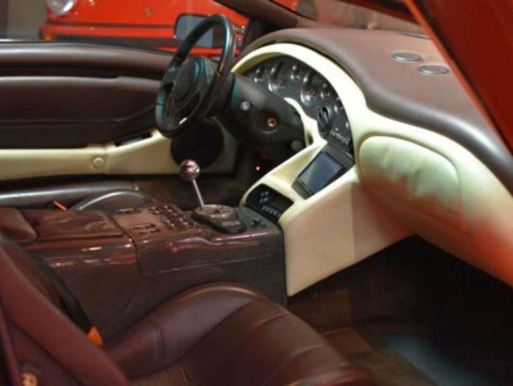 La Lamborghini Diablo in vendita (AutoScout)