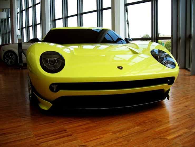 Lamborghini Miura Concept 3 (Flickr)