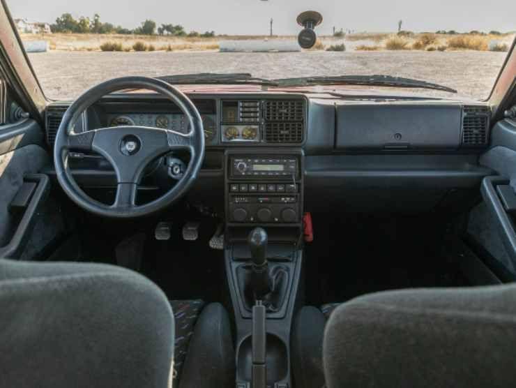 Lancia Delta Integrale Evo (Bring Trailer)