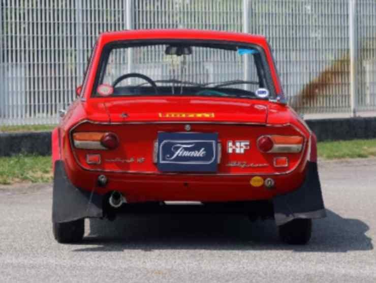 Lancia Fulvia Fanalone (Finarte) 2