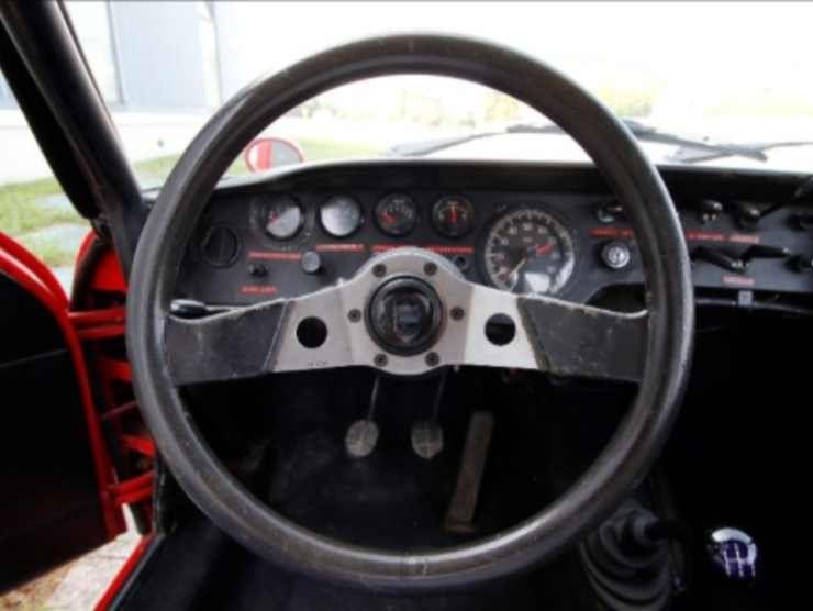 Lancia Fulvia Fanalone (Finarte) 3