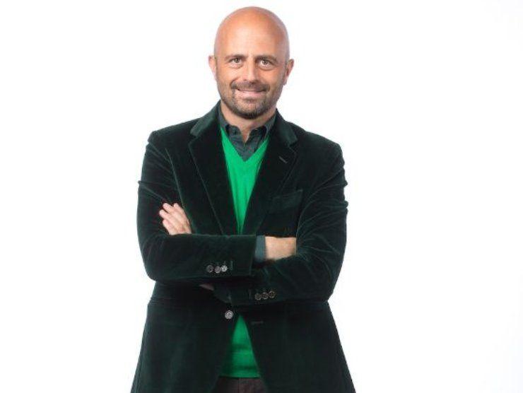 Luca Abete (Striscia la notizia - Mediaset)