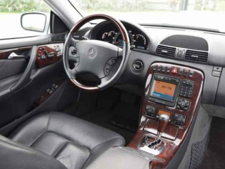 Mercedes-Benz CL500 in vendita 4 (Bring Trailer)
