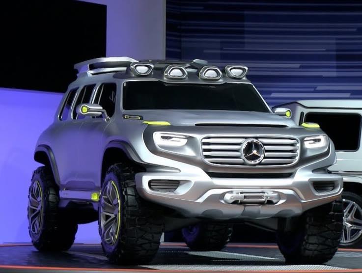 Mercedes bez