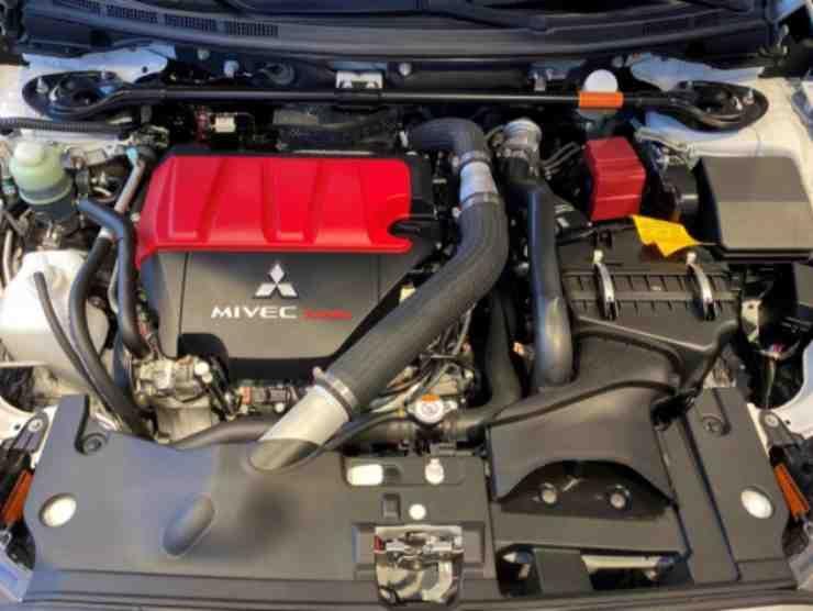 Mitsubishi Lancer Evolution 3 (Bring Trailer)