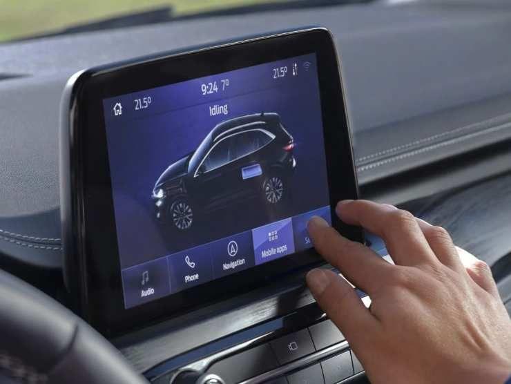 Nuova Ford Kuga tecnologia