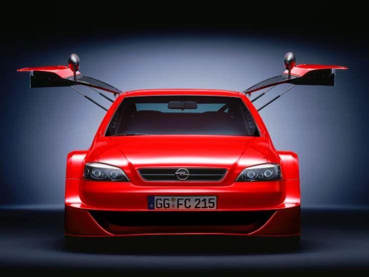Opel Astra Coupé OPC X-Treme (Opel) 2