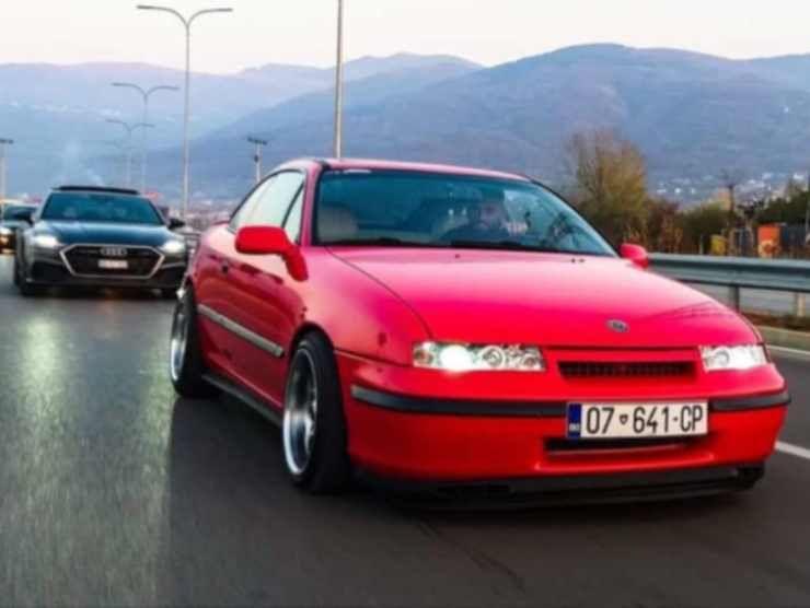 Opel Calibra (Facebook)