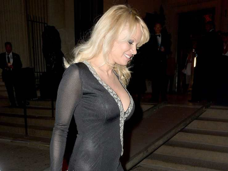 Pamela Anderson (Getty Images) 2