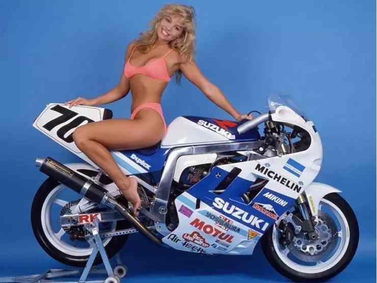 Pamela Anderson (Top Speed)