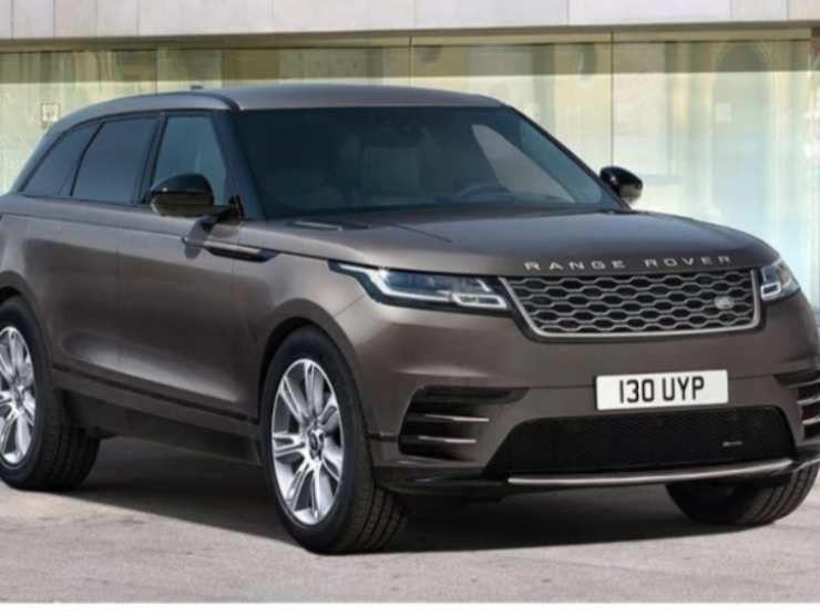 Range Rover Velar Auric Edition