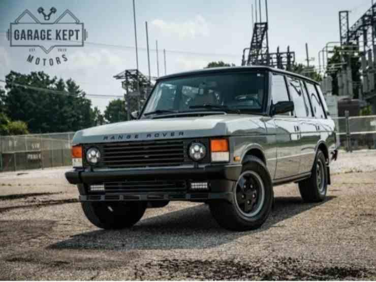 Range Rover in vendita 2 (James Edition)