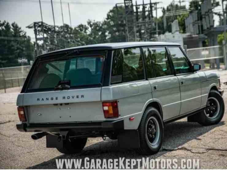 Range Rover in vendita 4 (James Edition)