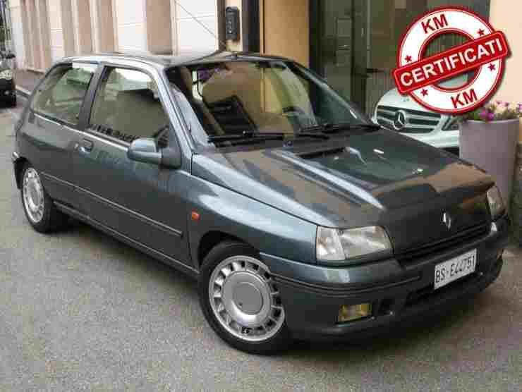 Renault Clio 1.8i 16V