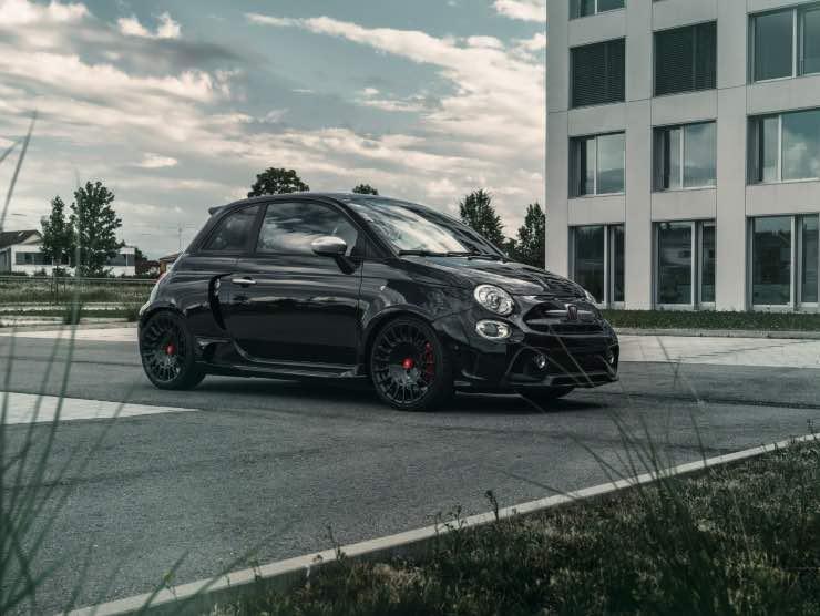 Fiat 500 Pogea Racing