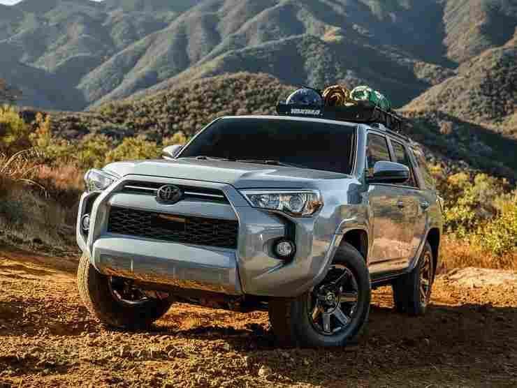 Toyota 4Runner TRD Pro 4 (Toyota)