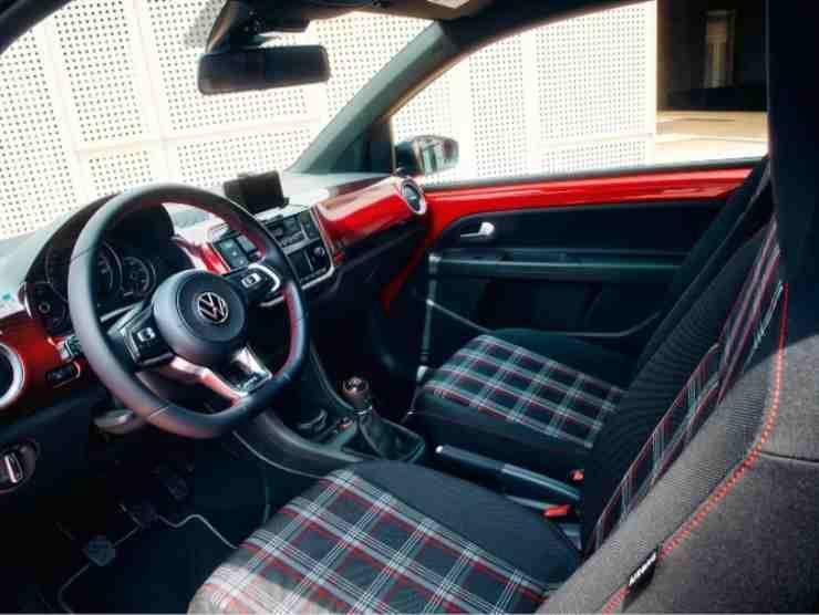 Volkswagen up! GTI 2