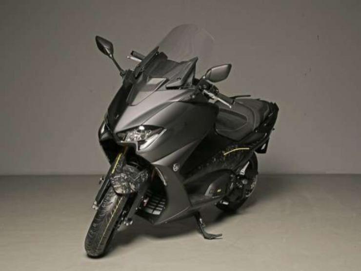 Yamaha TMAX 560 Anniversary 2