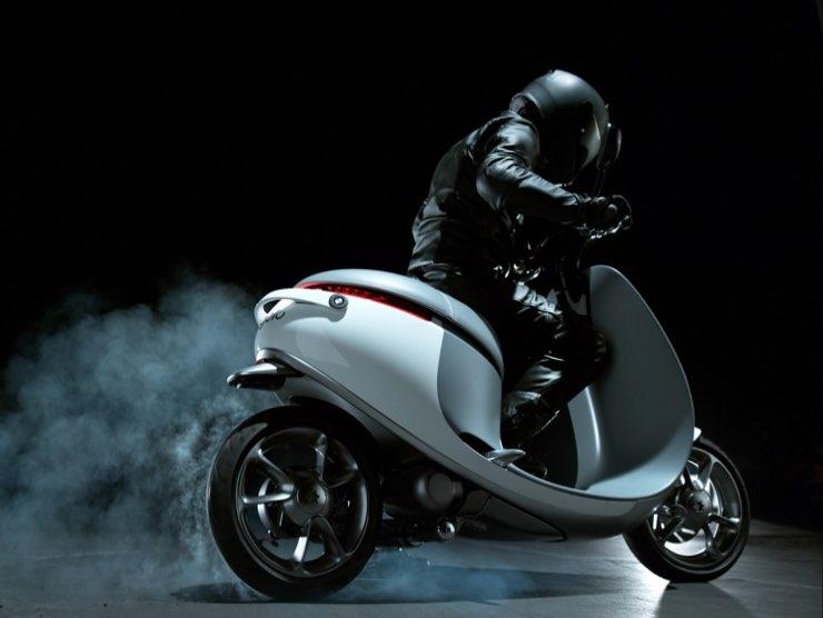 Scooter Gogoro