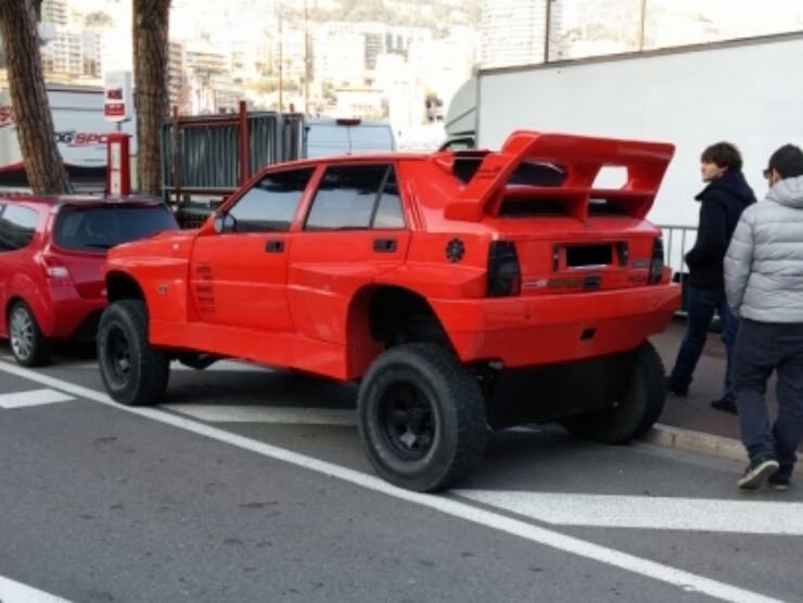 Lancia delta Integrale Erre20