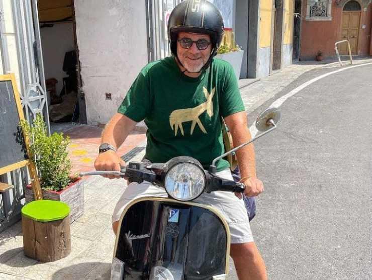 Giulio Golia Le Iene Vespa