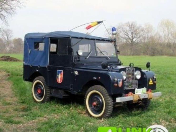 Land Rover Serie 80