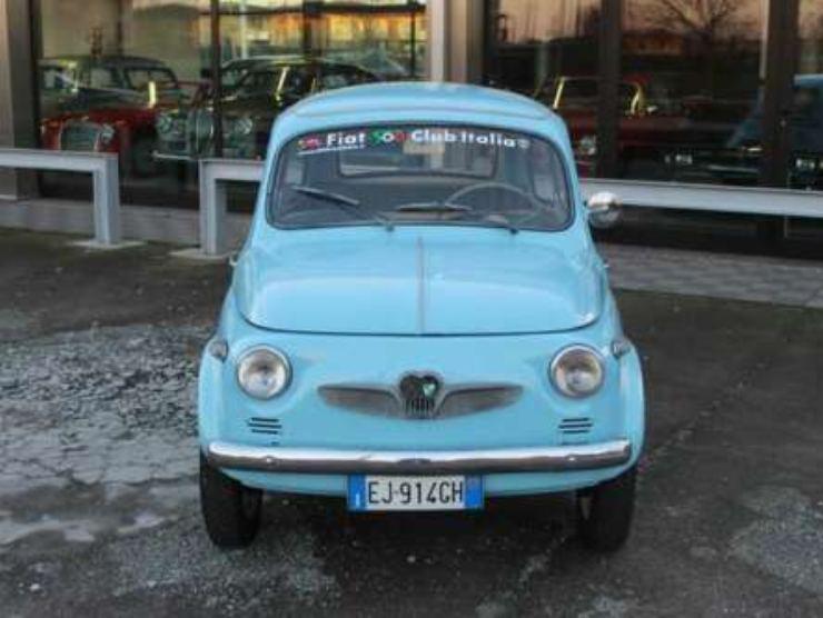 Fiat 500 N Steyr Puch 500D vendita