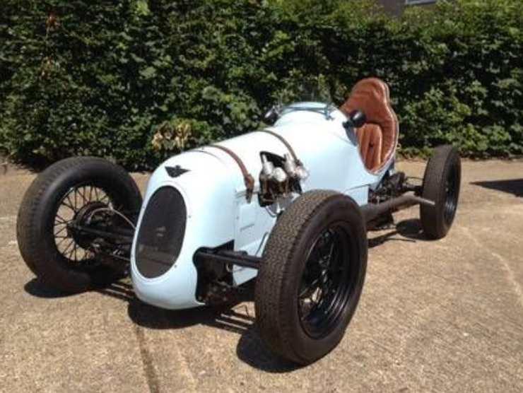 Austin Seven Inghilterra 1900 futuro