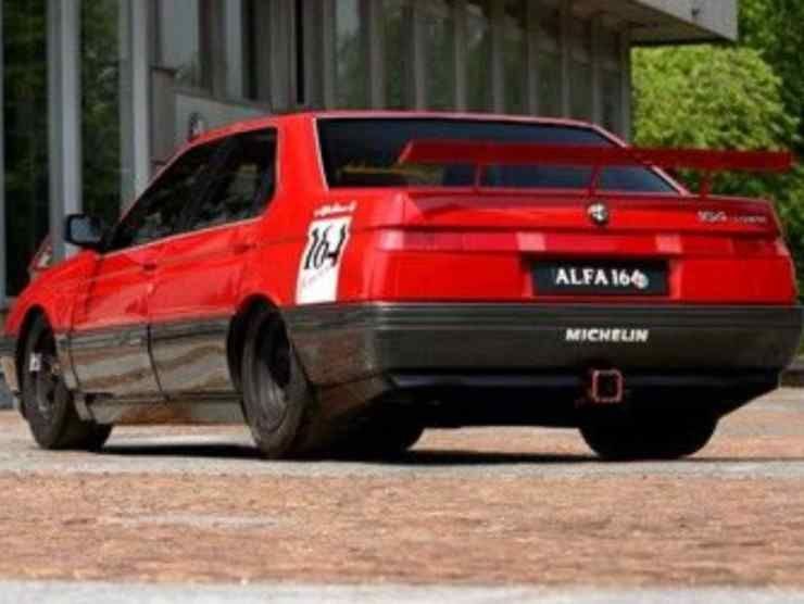 Alfa Romeo 164 ProCar (Pinterest)