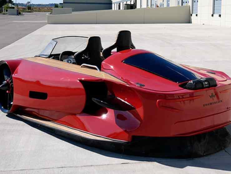 arosa hovercraft