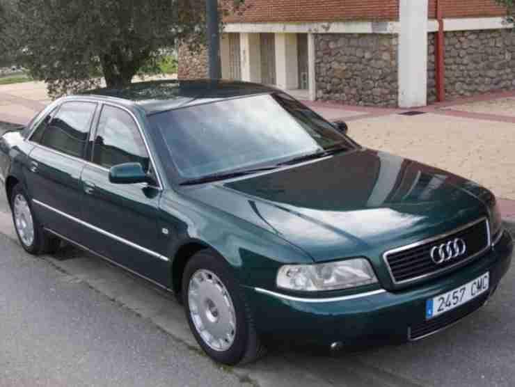 Audi 8 4.2 Quattro Security (Katawiki)