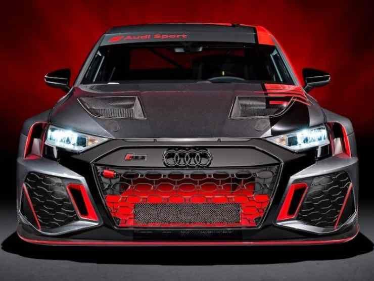 Audi RS 3 LMS 3
