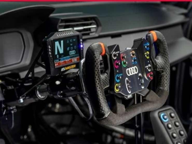 Audi RS 3 LMS 4