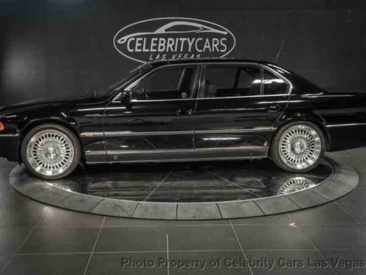 BMW Serie 7 750iL (Celebrity Cars Las Vegas)