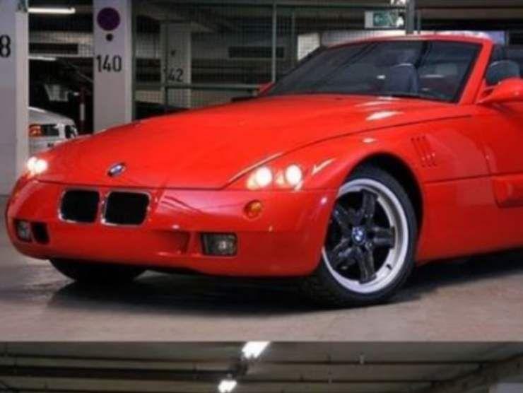 BMW UR-Roadster Concept (Instagram) 2