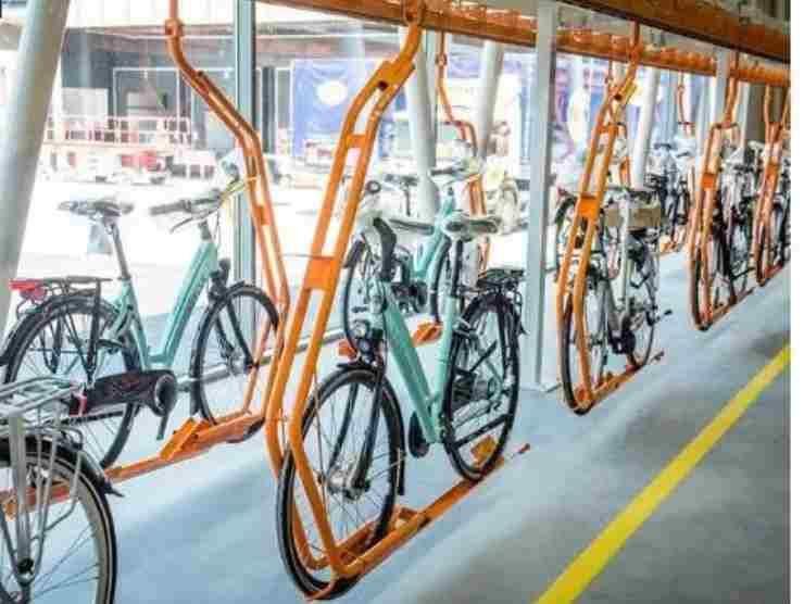 Biciclette (Gazelle) 2