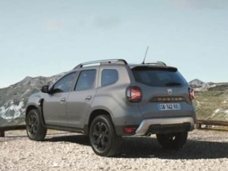 dacia duster limited edition