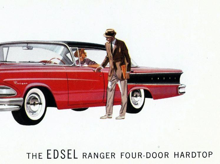 Edsel commercial